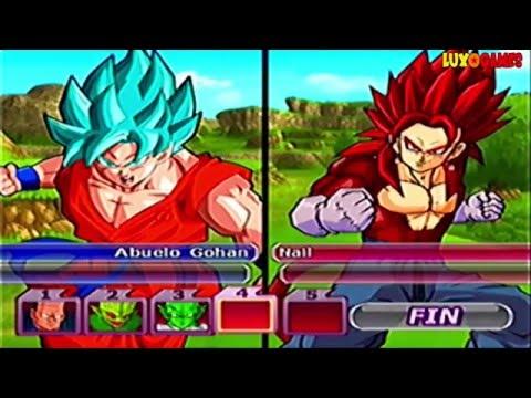 QUINTO PEDIDO - Dragon Ball Z Budokai Tenkaichi 3 Version Latino
