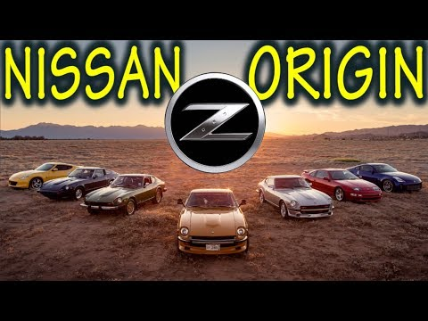 ★ Nissan Z History : Everything YOU need to know! ★
