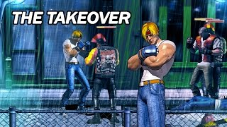 The TakeOver - beat 'em up gameplay