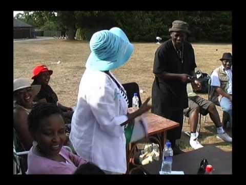The YES campaign, Cllr Elizabeth Kangethe.