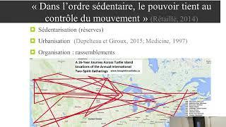 Conférence: «Paradoxe spatial : les parcours des Autochtones LGBTQ et Two-Spirit à Montréal»