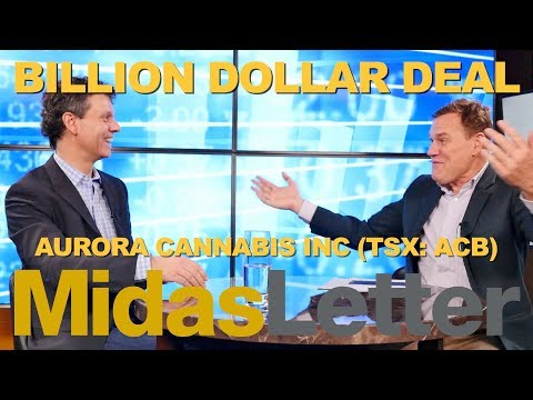 Aurora's Billion Dollar Baby: The CanniMed Merger