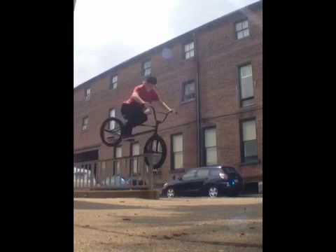 Matt Cavanaugh bmx 2014