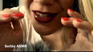 ASMR brbljanje, mouth sounds
