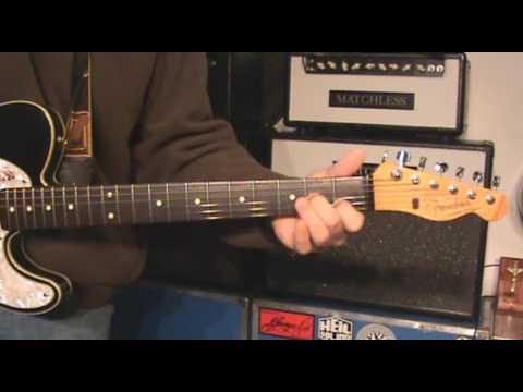 Gettin' You Home Guitar Intro