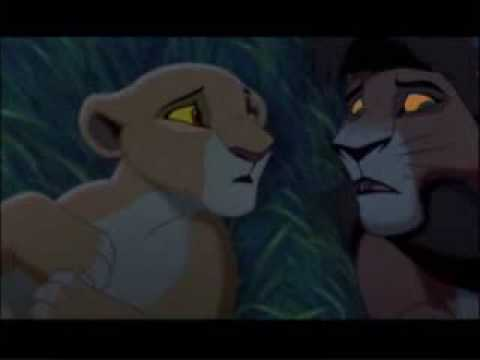 Sex on the lion king