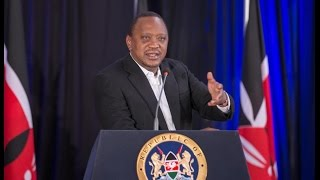 Get your act together, Uhuru tells agencies in graft fight