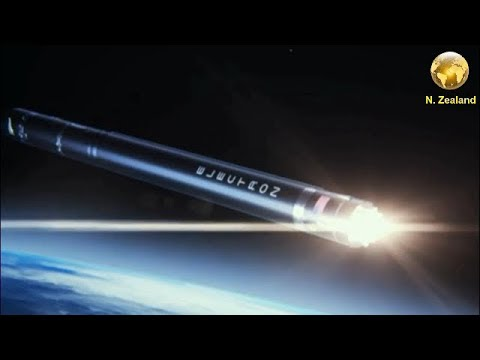 Electron satellite launch vehicle was being shipped to New Zealand soon _ 03/14/2018