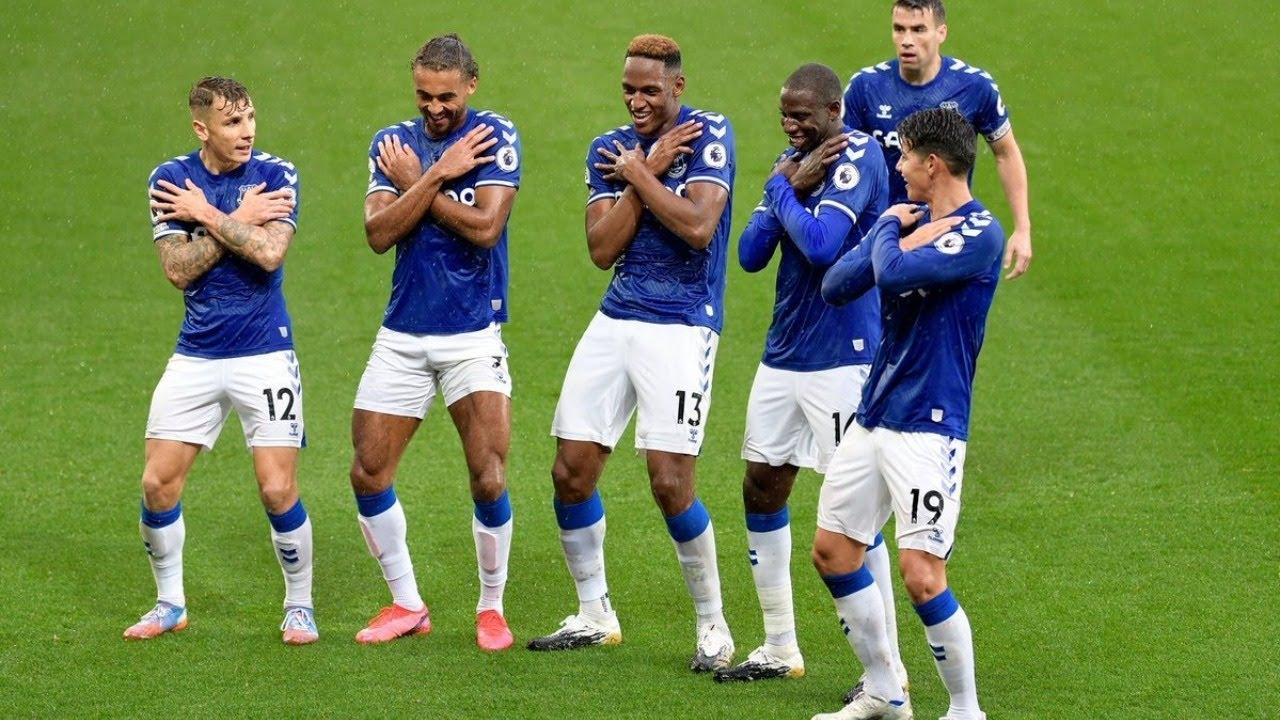 Instant Reaction: Everton vs. Brighton - YouTube