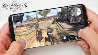 El Comienzo de lo Épico.!! Assassins Creed Identity para Android.!!