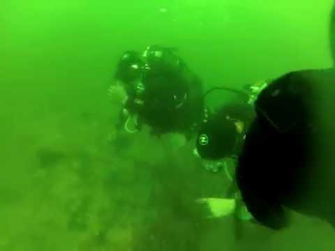 Scuba Diver Panic