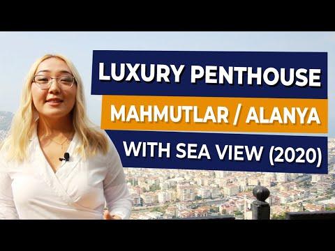 Luxury Penthouse For Sale In Mahmutlar Alanya Turkey | Property For Sale In Turkey | Capitol Estate