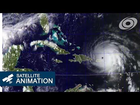 NEXSAT imagery of Hurricane Irma
