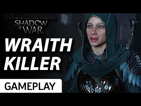 Don't Fully Trust The Blade of Galadriel in Shadow of War Gameplay