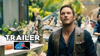 Jurassic World: Fallen Kingdom Trailer 2018