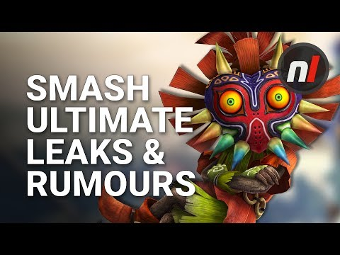 Super Smash Bros. Ultimate: Leaks & Rumours (Mostly Lies)