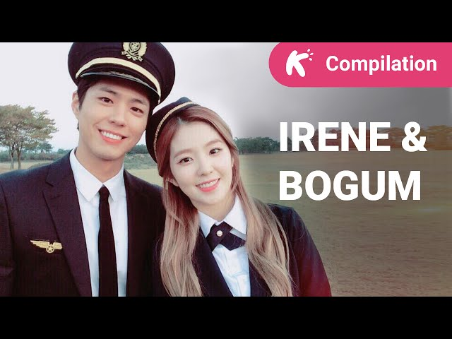 Bo gum and irene dating games