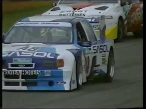Can Am Car >> 1989 SA WESBANK MODIFIED RACING KYALAMI - FINAL RACE - YouTube