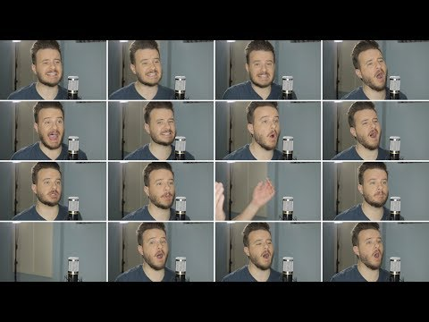 Mirrors (ACAPELLA) - Justin Timberlake cover by Jared Halley