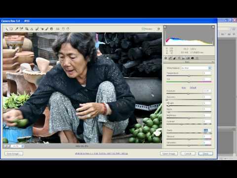 7iun Huong Dan Photoshop CS4 - Cach Phoi Mau Nghe Thuat Trong Br 13/26