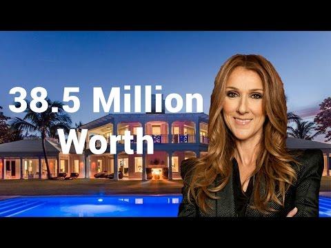 Celine Dion's house - 2017 (38.5 Million)