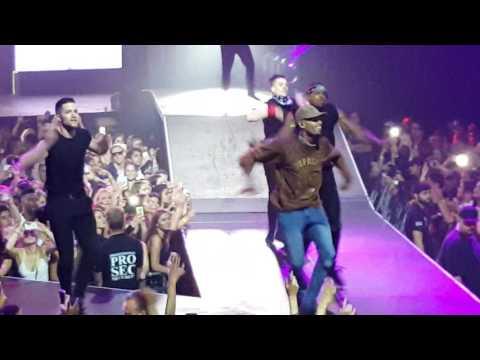 Chris Brown- Loyal🎤💯(Live at Oslo Spektrum Norway HD)