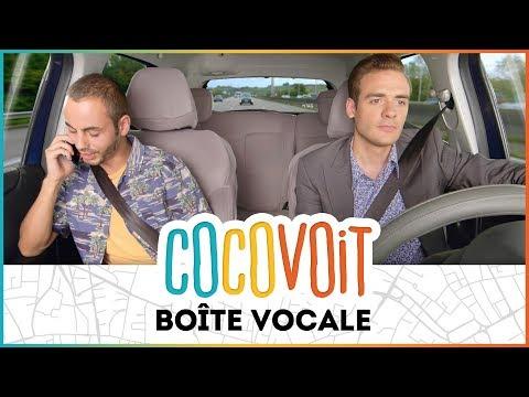 Cocovoit - Boîte Vocale