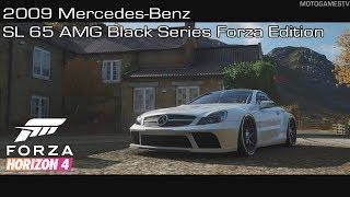 Forza Horizon 4 - 2009 Mercedes-Benz SL 65 AMG Black Series Forza Edition Gameplay