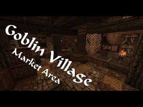 Let's Build a Goblin Village (Part 3) Market Area