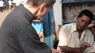 Khejurgur ( Khejur Gur ) Vendor in MADANPUR, West Bengal, India : PART 2