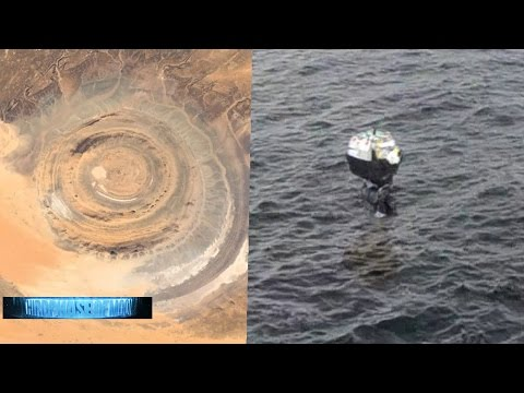 INSANE AQUATIC UFO!!? ATLANTIS FOUND!? WHAT THE HELL IS IT!? Share This NOW 9/14/2016