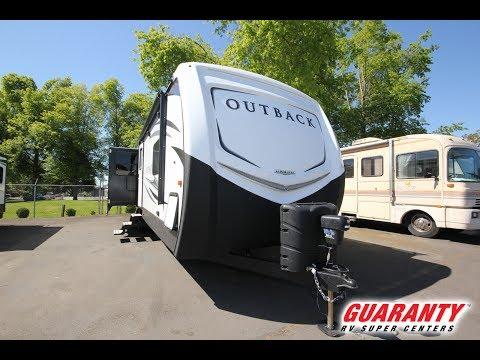 2018 Keystone Outback 330 RL Travel Trailer Video Tour • Guaranty.com