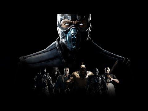Mortal Kombat XL  Смертельная битва  Царь Горы