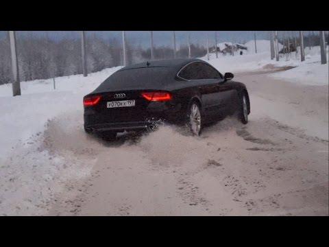 Audi A7 I От первого лица