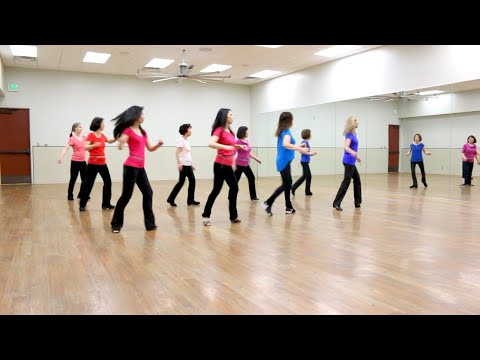 Keep It Simple (Karl & Dwight) - Line Dance (Dance & Teach in English & 中文)