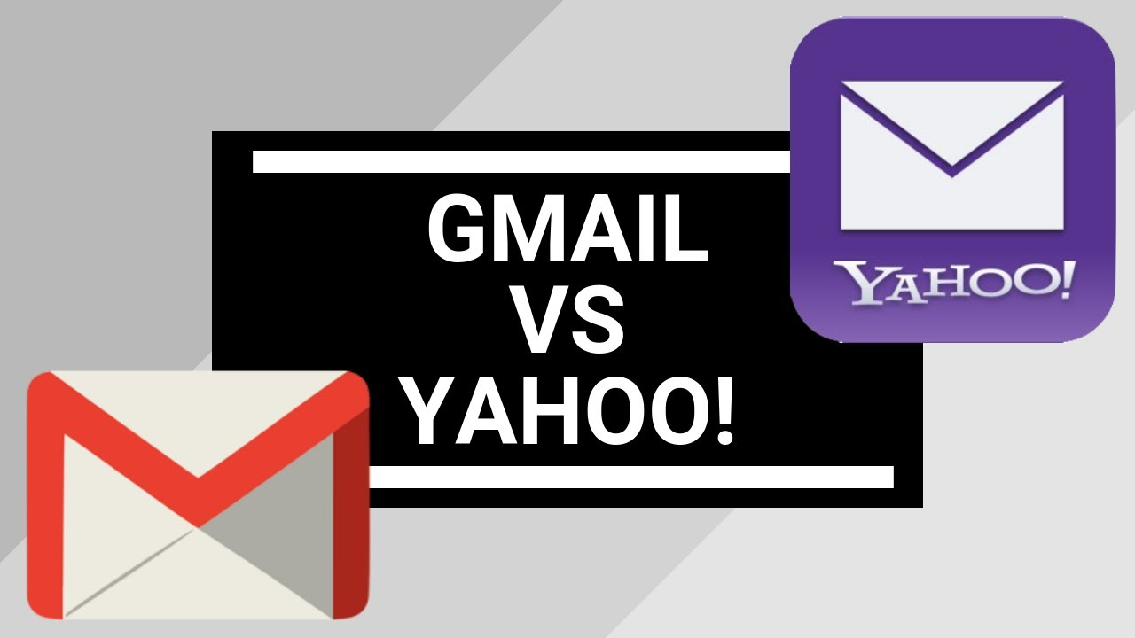 gmail and yahoo email I like gmail the most because it battles spam the best there are very few times i ever lose a legitimate email to the spam filter and almost never find spam in my email it has the very filter in my opinion.