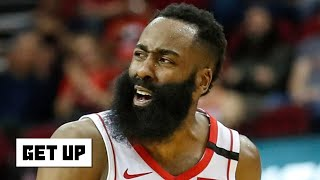 James Harden missed 16 3-pointers against the OKC Thunder   Get Up