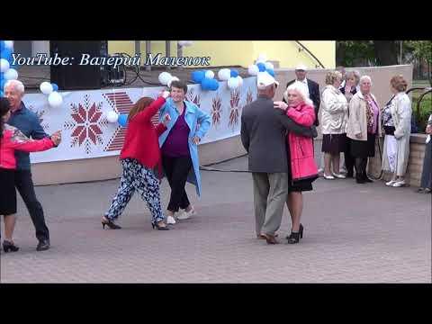 Вальс открывает танцы!!!