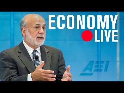 Ben Bernanke: Lessons learned from 10 years of quantitative easing   LIVE STREAM