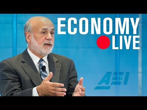 Ben Bernanke: Lessons learned from 10 years of quantitative easing | LIVE STREAM
