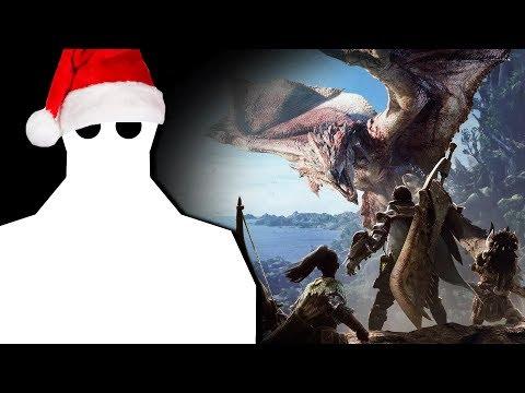 Monster Hunter: World  - Christmas Shenanigans thumbnail