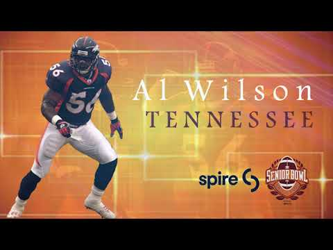 2018 Hall of Fame: Al Wilson, 1999 Senior Bowl