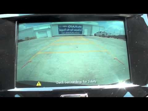 How To Use The Backup Camera In A 2014 Chevrolet Malibu