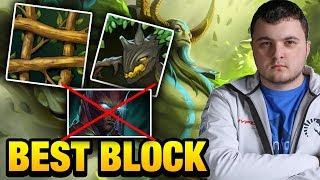 MinD_ContRoL [Nature Prophet] BEST Treants BLOCK LIQUID vs LFY Dota 2
