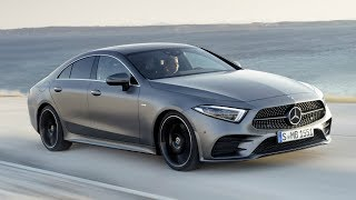 2019 Mercedes CLS Edition 1 - Sporty and Comfortable