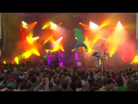 Umphrey's McGee 05.25.2012 Summer Camp Music Festival Set 1