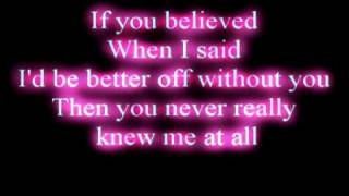 Skillet - believe lyrics.