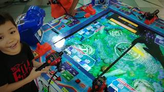Arcade Fishing Game | Ace Angler Fishing Spirits Game With Force Feedback for Realistic Action