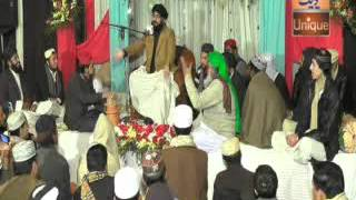 Mehfil-e-Milad in Behria Town Islamabad 13-01-2016 speech Mufti Muhammad Hanif Qureshi 2016