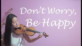 Don'tWorryBeHappy~ Shiki Violin Instrumental with Japanese translation